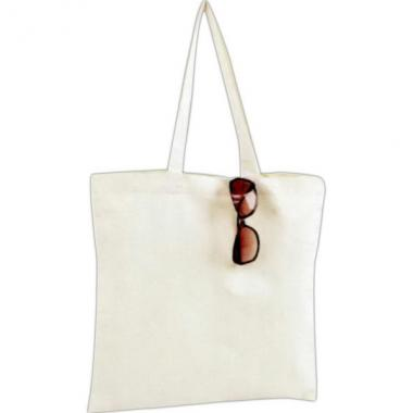 Liberty Bags<sup>&trade;</sup> - Bargain cotton canvas tote bag. Blank