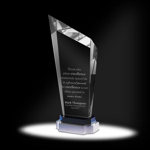 Excellence Peak Crystal Award