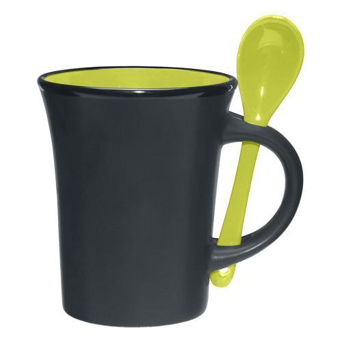 8 Oz. Aztec Spooner Mug