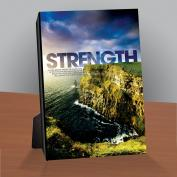 Strength Cliff Infinity Edge Desktop