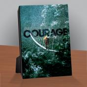 Courage Hiker Infinity Edge Desktop