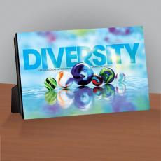 Diversity Marbles Infinity Edge Desktop
