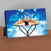 Aim High Hoop Infinity Edge Desktop
