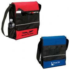 Messenger Bags - Messenger bag with carry handle