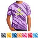 Port & Company® Tiger Stripe Tie-Dye Tee