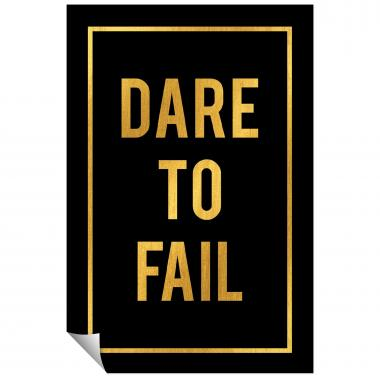 Dare to Fail - Gold Series I