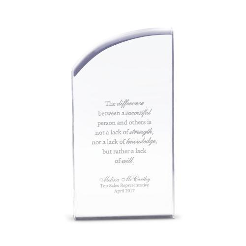 Extraordinary Service Acrylic Award