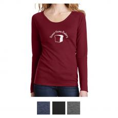 Long Sleeve - District® Juniors' Long Sleeve Thermal
