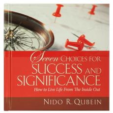 Closeout and Sale Center - Seven Choices for Success and Significance Gift Book