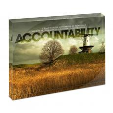 Entire Collection - Accountability Windmill Infinity Edge Acrylic Desktop