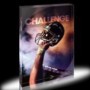 Challenge Football Infinity Edge Acrylic Desktop