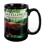 Excellence Azalea 15oz Ceramic Mug