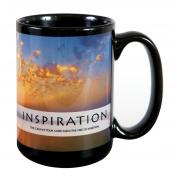 Inspiration Sunburst 15oz Ceramic Mug