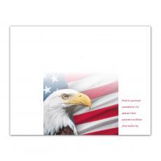 Pride Eagle Certificate