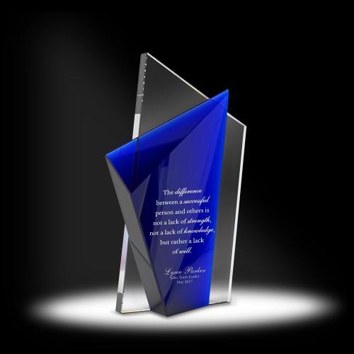 Excalibur Crystal Award