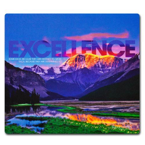 Excellence Mountain Mousepad