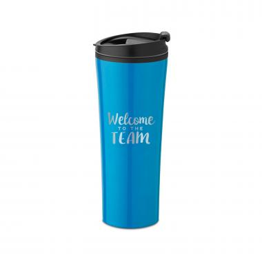 Welcome to the Team 16oz. Insulated Tumbler