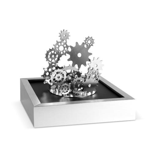 Gears Magnetic Sculpture