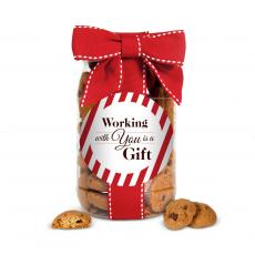 Holiday Gifts - Working With You is a Gift Cookie Jar