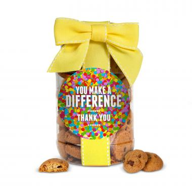 Working With You is a Gift Cookie Jar