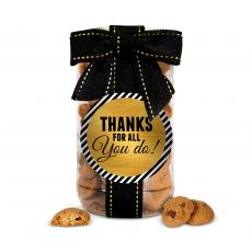 Thank You Gifts - Thanks for All You Do Cookie Jar
