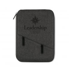 Executive Tech Accessories - Leadership Compass Power Bank Padfolio