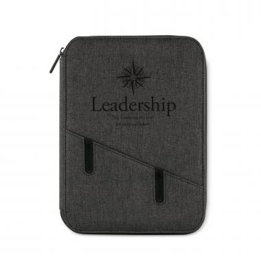 Leadership Compass Power Bank Padfolio