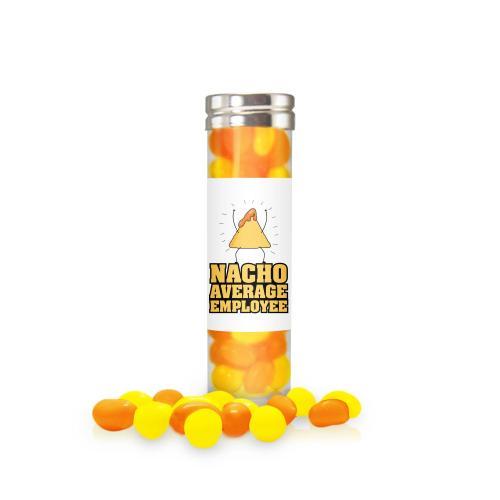 Nacho Average Employee Jelly Bean Candy Tube