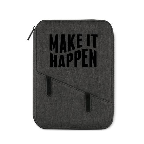 Make it Happen Power Bank Padfolio