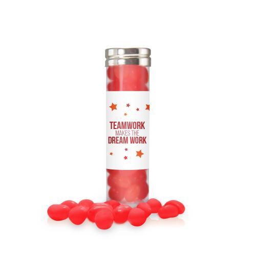 Dream Work Jelly Bean Candy Tube