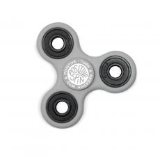 New Gifts - Positive Spin Fidget Spinner - Gray