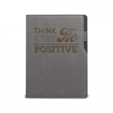 Think Positive. Be Positive. Stay Positive. - Argonaut Journal