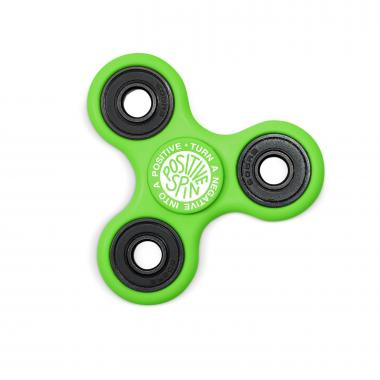Positive Spin Fidget Spinner - Green