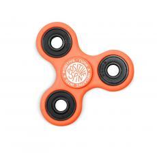 New Gifts - Positive Spin Fidget Spinner - Orange