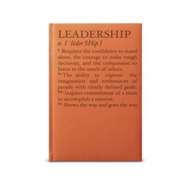 Leadership Definition - Athena Journal