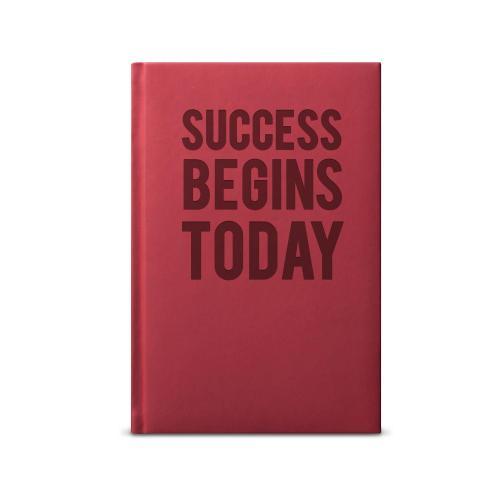 Success Begins Today - Athena Journal
