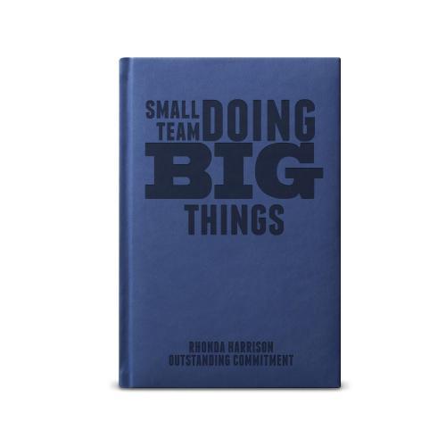 Small Team Doing Big Things - Athena Journal
