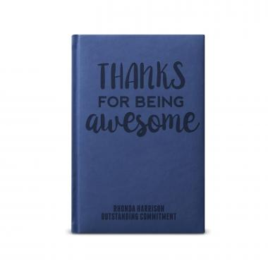Thanks for Being Awesome - Athena Journal