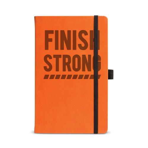 Finish Strong - Castor Journal