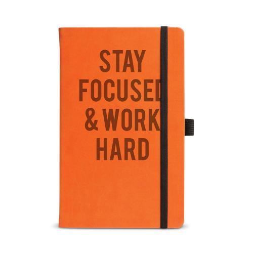 Stay Focused. Work Hard. - Castor Journal