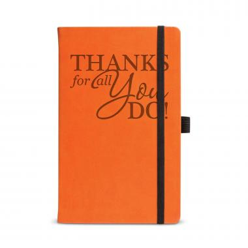 Thanks for All You Do - Castor Journal