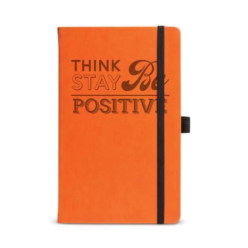 Think Positive. Be Positive. Stay Positive. - Castor Journal