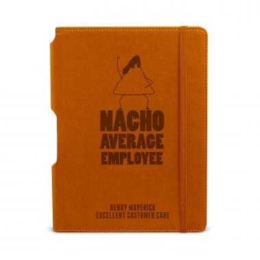 Nacho Average Employee - Helios Journal