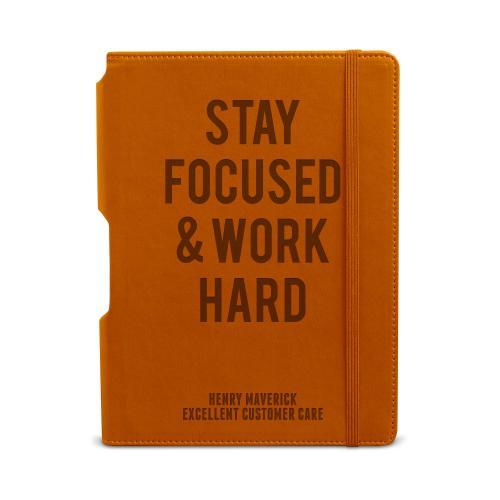 Stay Focused. Work Hard. - Helios Journal
