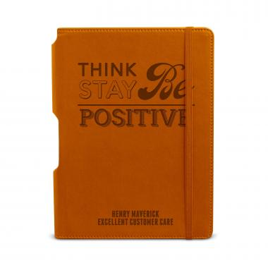 Think Positive. Be Positive. Stay Positive. - Helios Journal