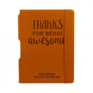 Thanks for Being Awesome - Helios Journal