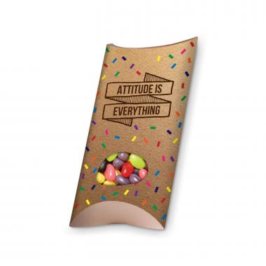 Attitude is Everything Jelly Bean Pillow Box