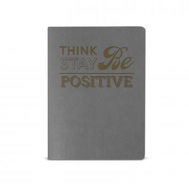 Think Positive. Be Positive. Stay Positive. - Morpheus Journal