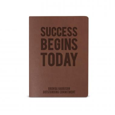 Success Begins Today - Morpheus Journal