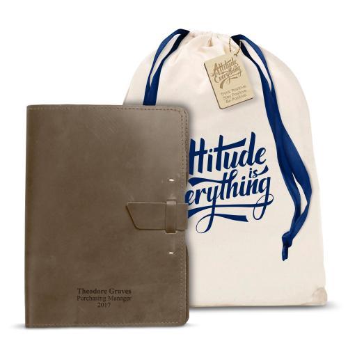 Leather Tablet Case Gift Set